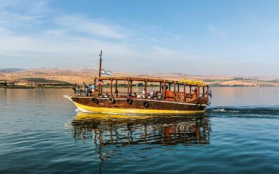 Tourboat Galilee | Izrael