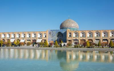 Sheikh Lotfollah Mosque at Naq | Írán