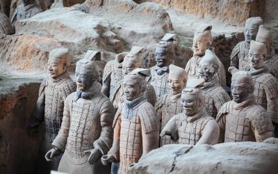 Terakotová armáda  | Čína