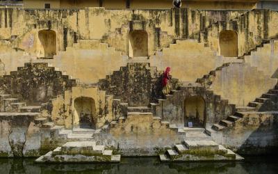 Chand Baori, Jaipur | Indie