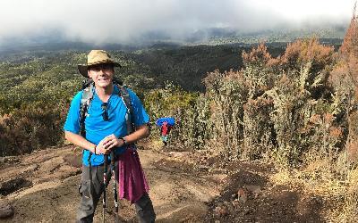 Kilimandžáro cestou Macham