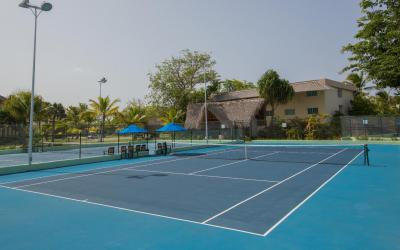 Royalton Splash tenis
