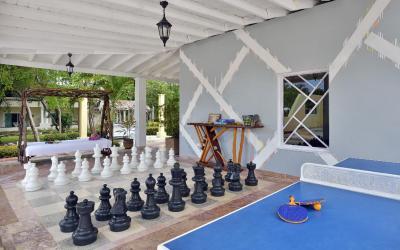 Club house y actividades