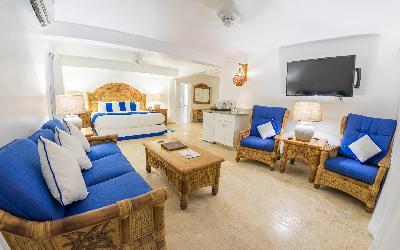 pokoj Beachfront superior | 743 Palm Island