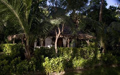 zahradní bungalow | 492 Princesse Bora Lodge