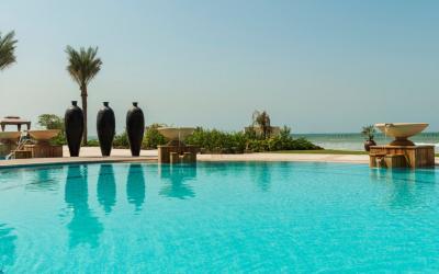 Ajman Saray - bazén