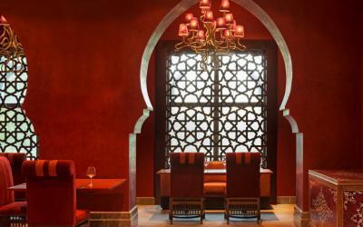 Ajman Saray - libanonská restaurace