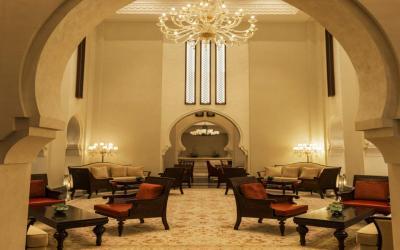 Ajman Saray - lobby