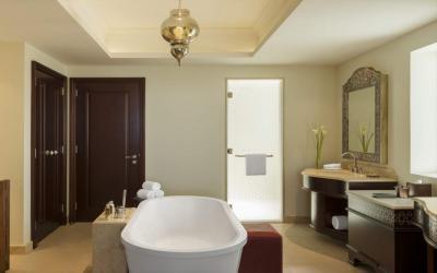 Ajman Saray - Al Dana Suite koupelna