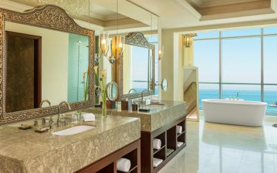 Ajman Saray - Royal Suite koupelna