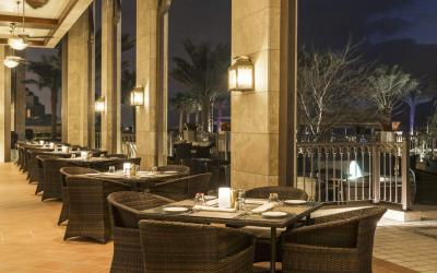 Ajman Saray - Vista restaurant