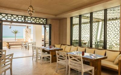 Ajman Saray - Bab Al Bahr restaurant