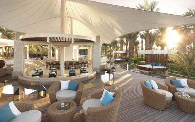The Ritz Carlton Dubai - La Baie restaurant