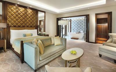 The Ritz Carlton Dubai - Presidental Suite