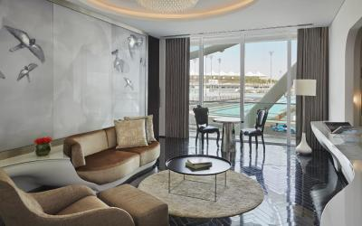 The Yas Viceroy Hotel  - Room with View