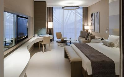 The Yas Viceroy Hotel  - Deluxe Room