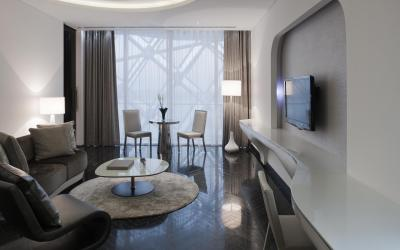 The Yas Viceroy Hotel  - Deluxe Suite