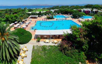 panorama bazénu