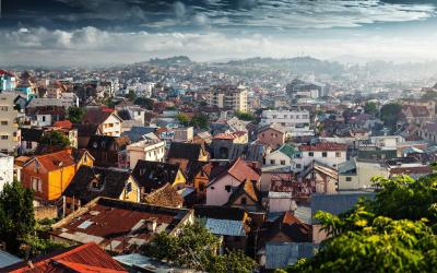 Madagaskar - Antananarivo