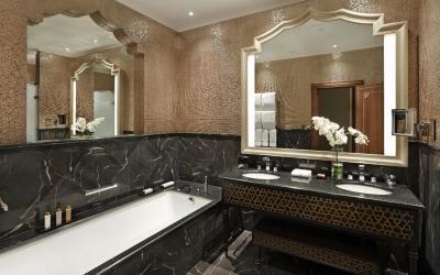 Waldorf Astoria Ras Al Khaimah - koupelna