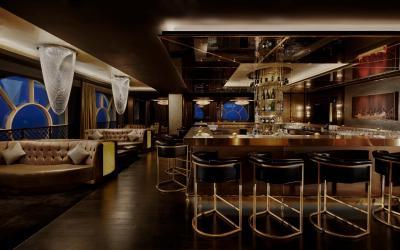 Waldorf Astoria Ras Al Khaimah - lounge a bar