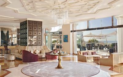 Waldorf Astoria Ras Al Khaimah - Camelia Tea Lounge