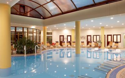 SPA hlavní bazén