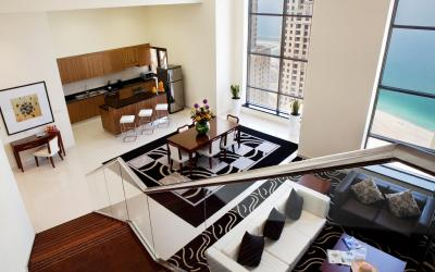 Ramada Plaza Jumeirah Beach Residence - Loft Suite