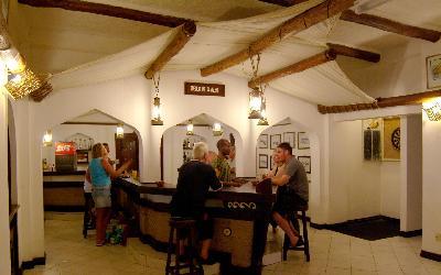 Dhow Bar | Bamburi Beach Hotel