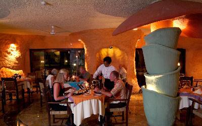 a-la carte restaruace Fishermans Café | Bamburi Beach Hotel