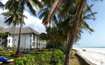 Budova s pokoji Beachfront | Papillon Lagoon Reef