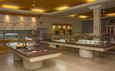 Mesa Buffet Roc Barlovento