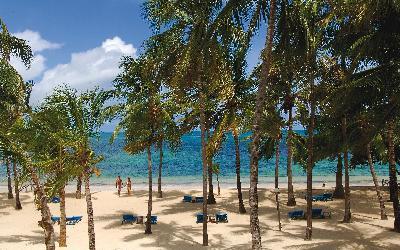 Pláž a Indický oceán