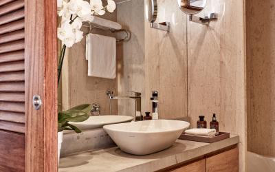 Island Luxury Suite koupelna