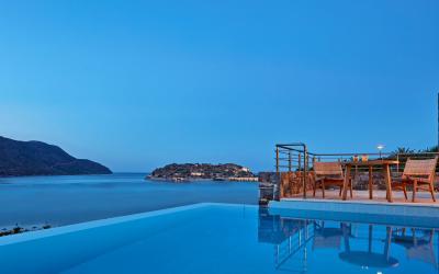 Island Luxury Suite bazén