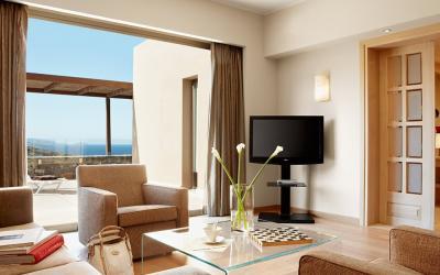 pokoj one bedroom suite sea view