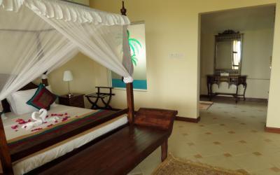 Pokoj v prvním patře | Zawadi Beach Villas Matemwe