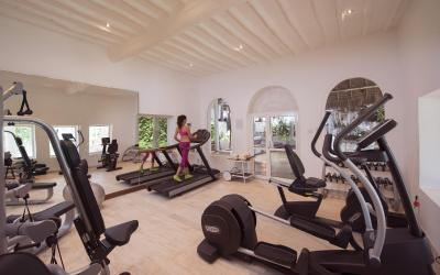Fitness centrum | Diamonds Mapenzi Beach Club