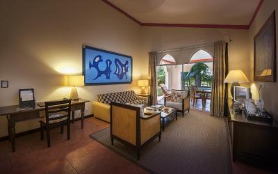 Pokoj Suite - obývací místnost