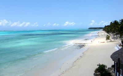 Pláž |  Karafuu Beach Resort & SPA