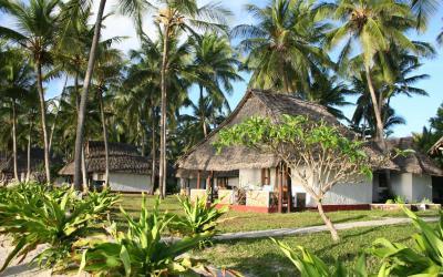 Pokoje Cottage |  Karafuu Beach Resort & SPA