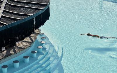 bar u bazénu