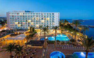 Sirenis hotel Goleta s osvětlením