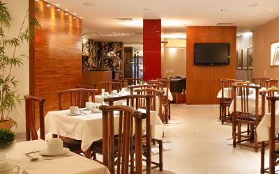 Copa Sul Hotel - restaurace