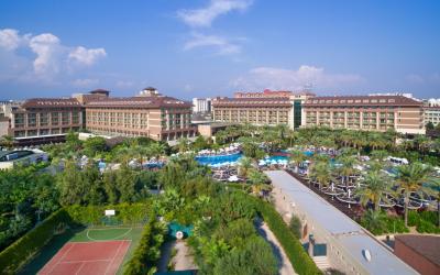 hotel - budovy hotelu