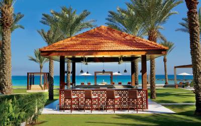 Al Bustan Palace A Ritz-Carlton Hotel - Blu Bar