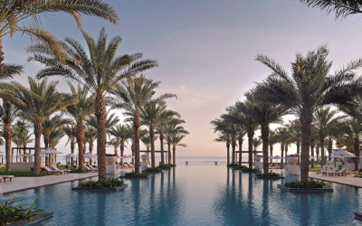 Al Bustan Palace A Ritz-Carlton Hotel - Infiniti Adults Pool