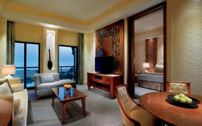 Al Bustan Palace A Ritz-Carlton Hotel - Executive Suite