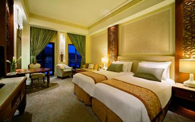 Al Bustan Palace A Ritz-Carlton Hotel - Deluxe Mountain View