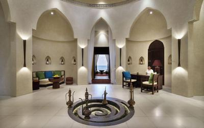 Al Bustan Palace A Ritz-Carlton Hotel - Six Senses Spa
